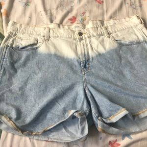 Old navy shorts plus size